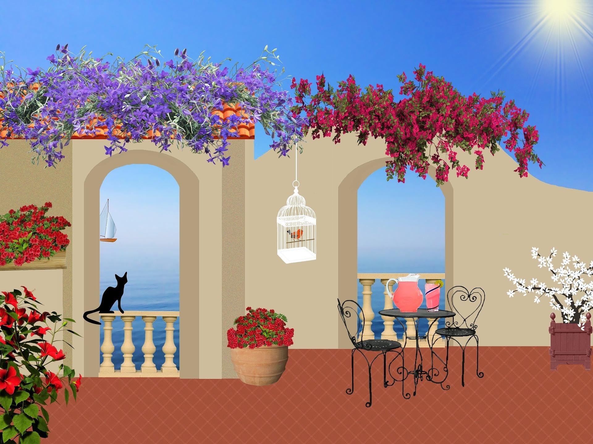Fiori Da Vaso Perenni le piante perenni che non possono mancare sul vostro balcone